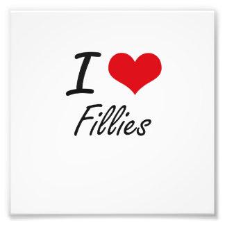 I love Fillies Photo