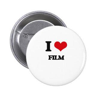 I love Film Button