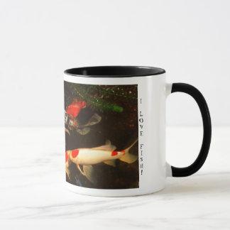 I Love Fish! Mug