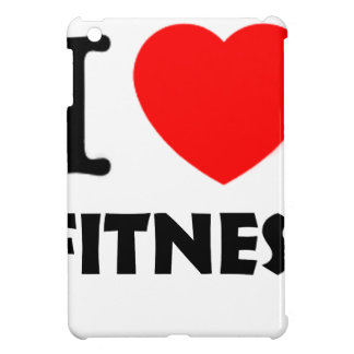 I Love Fitness Cover For The iPad Mini