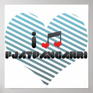 I Love Fjatpangarri Poster