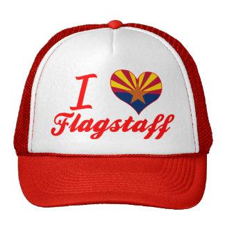 I Love Flagstaff, Arizona Trucker Hat