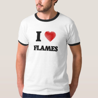I love Flames T-Shirt