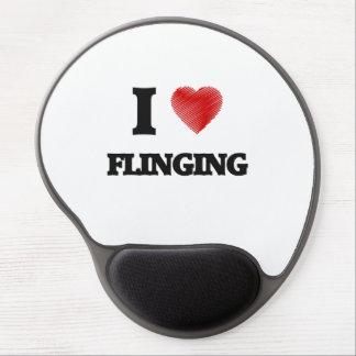 I love Flinging Gel Mouse Pad