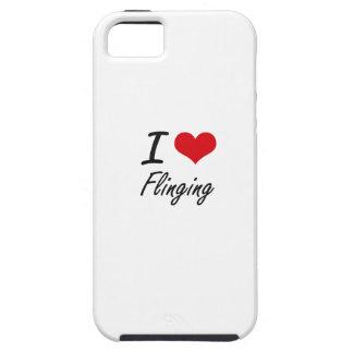 I love Flinging iPhone 5 Cases