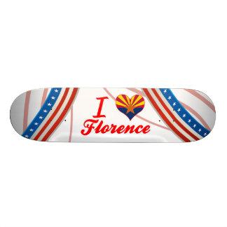 I Love Florence, Arizona Skateboard