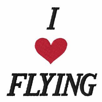 'I LOVE FLYING'