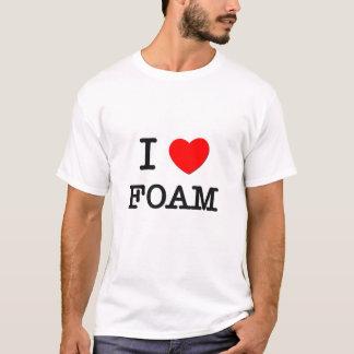 I Love Foam T-Shirt