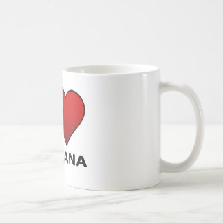 I LOVE FONTANA, CA - CALIFORNIA COFFEE MUG