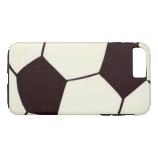 I LOVE FOOTBALL (SOCCER) iPhone 7 PLUS CASE