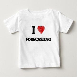 I love Forecasting Baby T-Shirt
