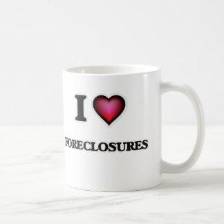 I love Foreclosures Coffee Mug