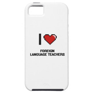 I love Foreign Language Teachers iPhone 5 Covers