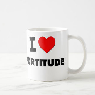 I Love Fortitude Coffee Mug