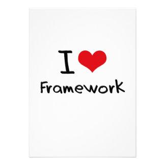 I Love Framework Announcement