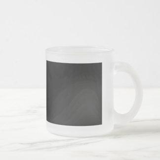 I Love Framework Frosted Glass Mug