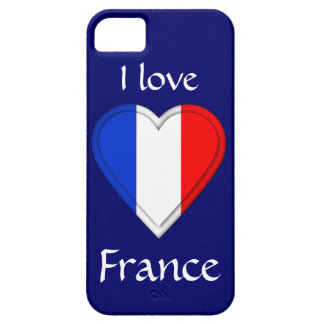 I love France Case For The iPhone 5