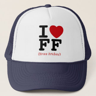 I love Free Friday Hat