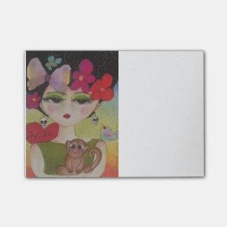 I love Frida Post-it® Notes