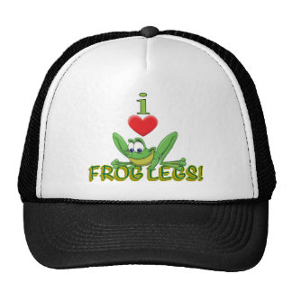 I Love Frog Legs! Trucker Hat