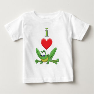 I Love Frogs! Baby T-Shirt