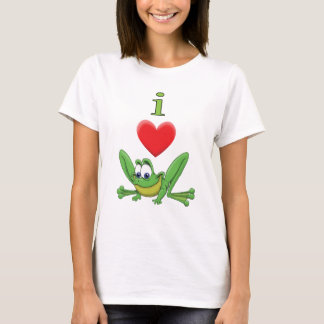 I Love Frogs! T-Shirt