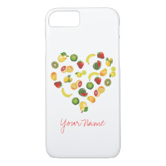 I love Fruits iPhone 7 Case