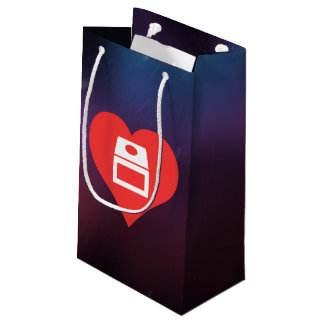 I Love gamecube Small Gift Bag