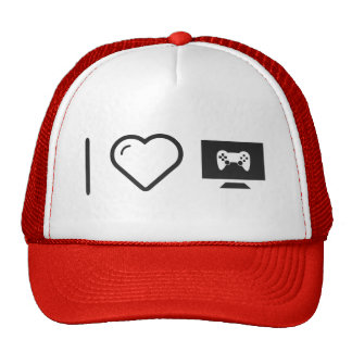 I Love Gaming Desktops Trucker Hat