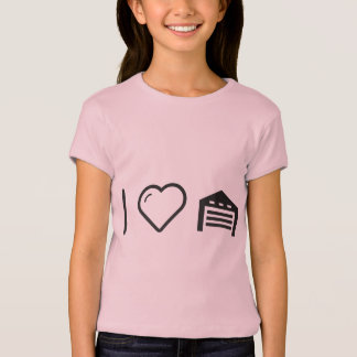 I Love Garage Doors T-Shirt