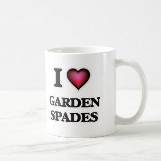 I love Garden Spades Coffee Mug