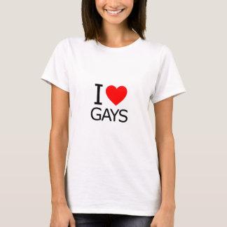 I Love Gays T-Shirt