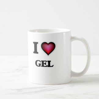 I love Gel Coffee Mug