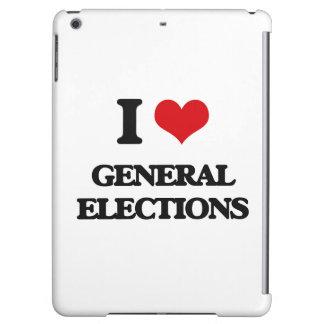 I love General Elections iPad Air Cases