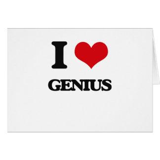 I love Genius Greeting Cards