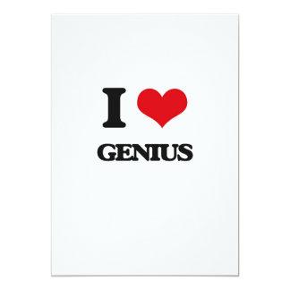 I love Genius Card