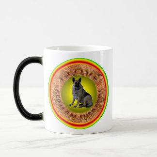 I love German Shepards Magic Mug