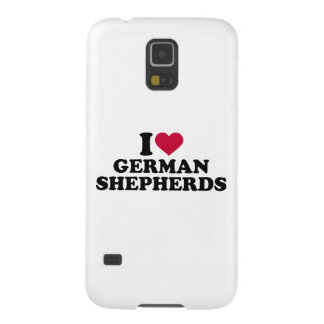 I love german shepherds cases for galaxy s5