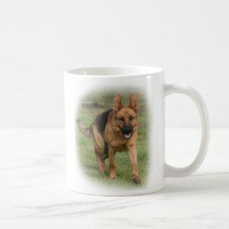 I Love German Shepherds Classic White Coffee Mug