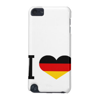 I love Germany iPod Touch 5G Case