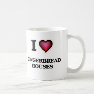 I love Gingerbread Houses Coffee Mug