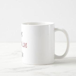 I Love Girls Who Love To Box Basic White Mug