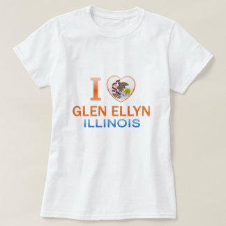 I Love Glen Ellyn, IL T-Shirt