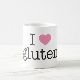 I love gluten mug