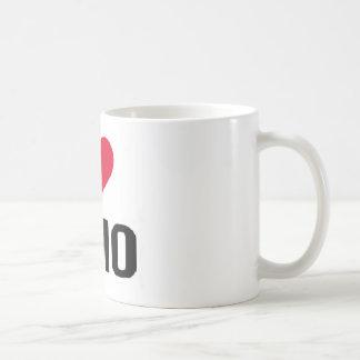 I Love GMO Coffee Mug