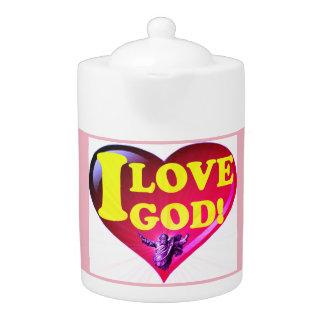 I Love God!