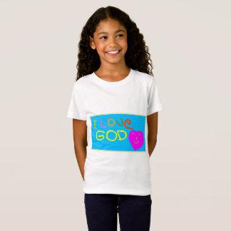 'I Love God' Shirt