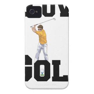 I Love Golf 01 Case-Mate iPhone 4 Case