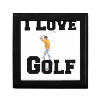I Love Golf 01 Gift Box