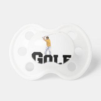 I Love Golf 01 Pacifier